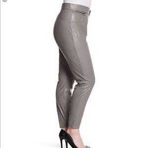 3ac2c93e77672 HUE Pants   Nwt Faux Suede Leggings Tan Xs   Poshmark
